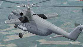 Вертолёт Ми-6 >>> Открыть в новом окне