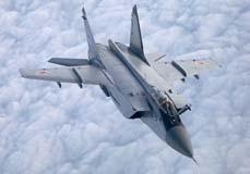 МиГ-31 Истребитель-перехватчик >>> Открыть в новом окне