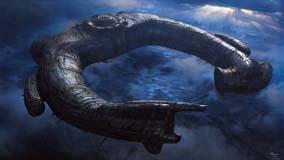 Покинутый корабль Чужих из фильма Чужие >> Открыть в новом окне/Загрузить