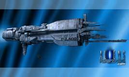 USS Sulaco «Сулако» из фильма Чужие >> Открыть в новом окне/Загрузить