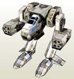 BlackHawk(Nova) (Mechwarrior-3) >>> Открыть в новом окне