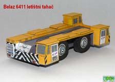 БелАЗ-6411 Аэродромный тягач >>> Открыть в новом окне