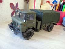 ГАЗ-66 (Шишига) >> Открыть в новом окне / Скачать